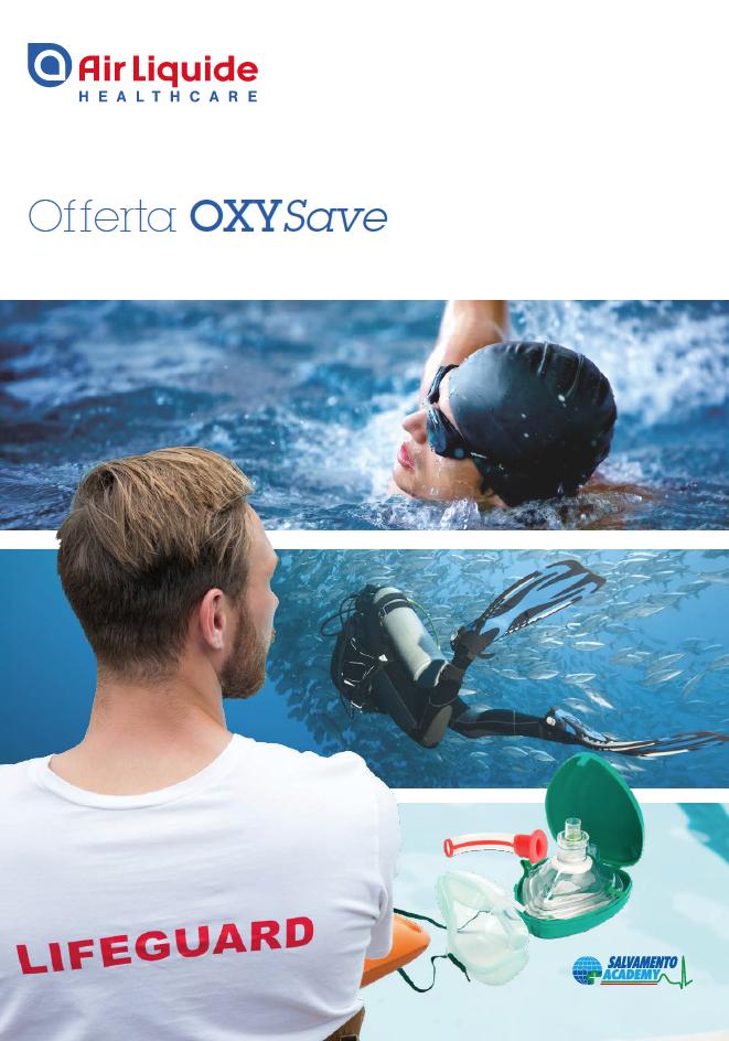 Offerta noleggio bombole ossigeno OxySAVE